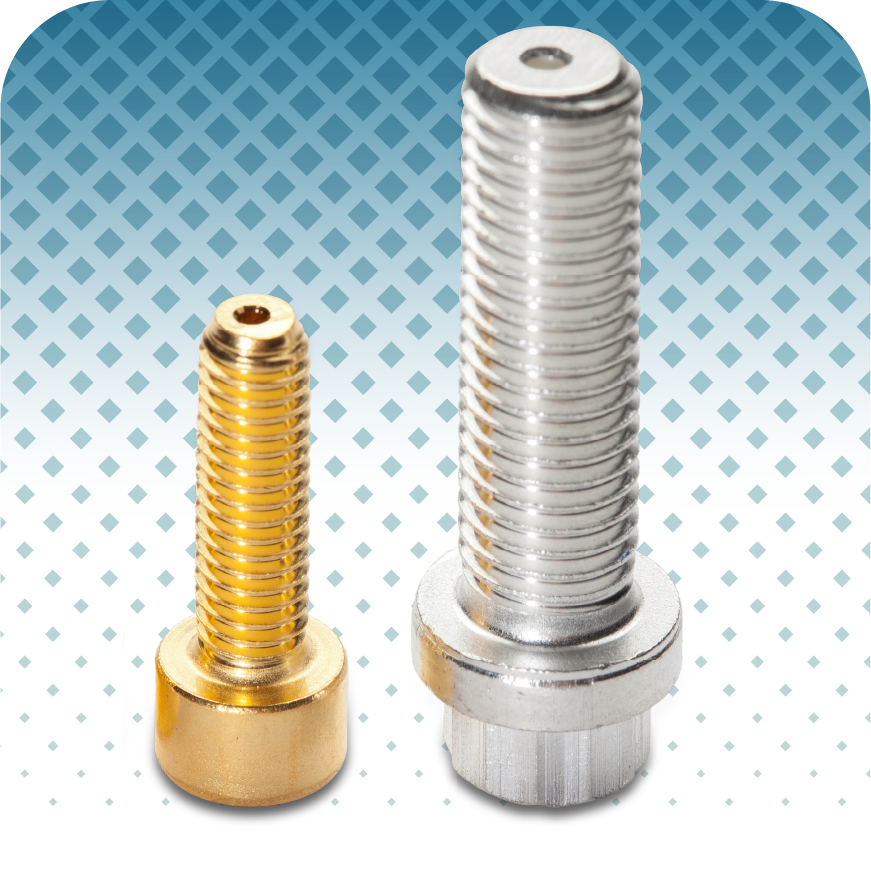 RediVac® Vented Screws