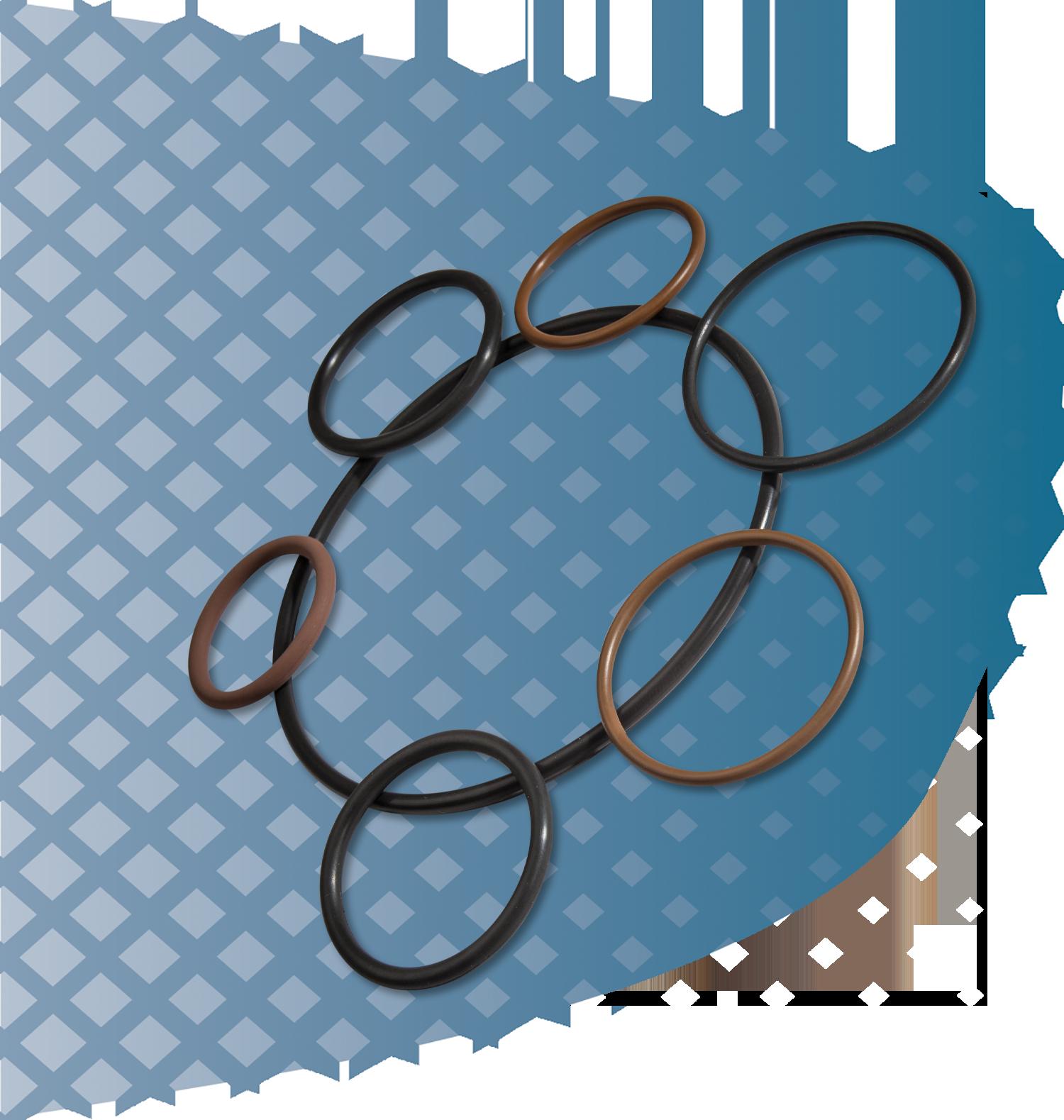 UC RediVac® o-rings