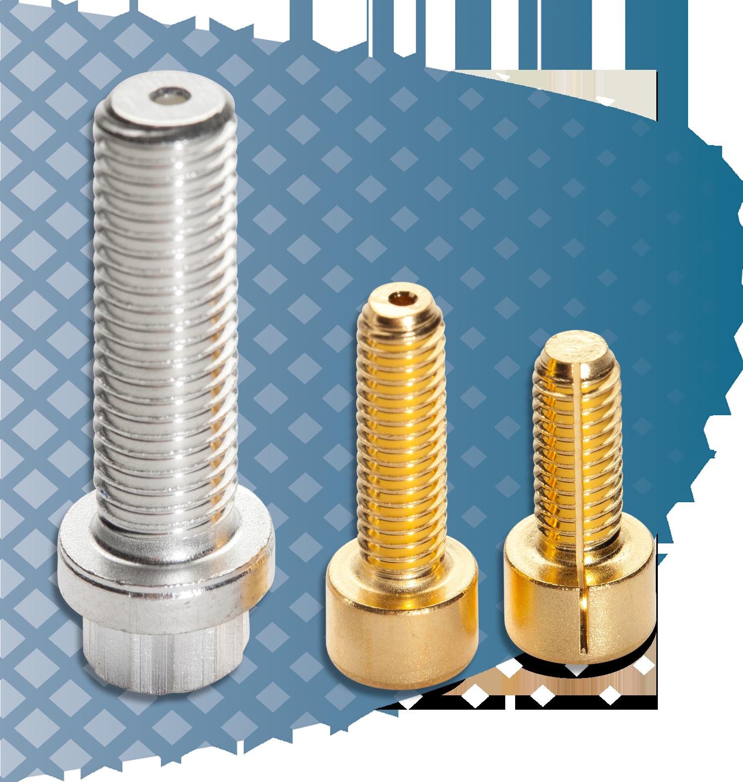 UC RediVac® vented screws