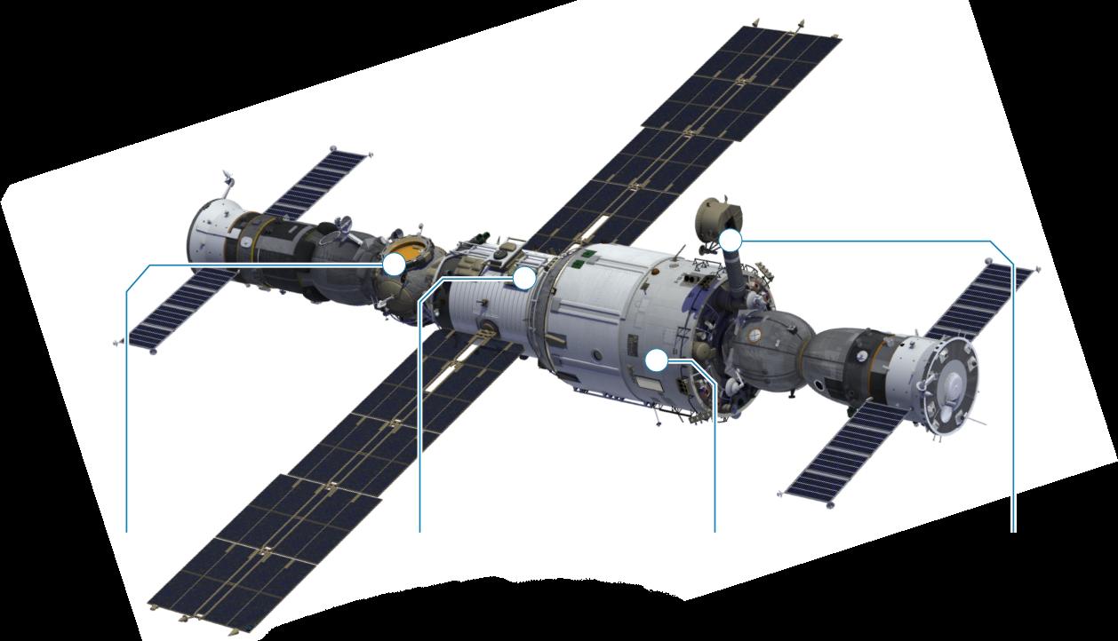space Satellite NASA