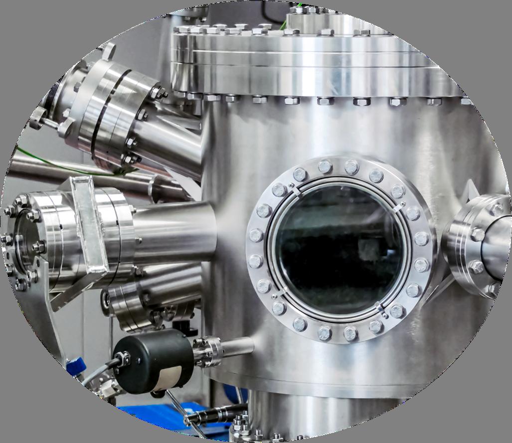 Vacuum Processing Chamber