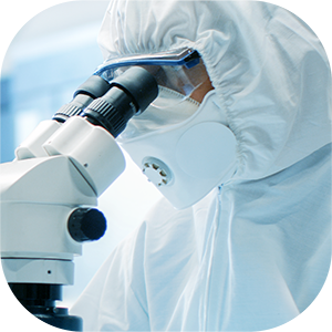 Cleanroom applications