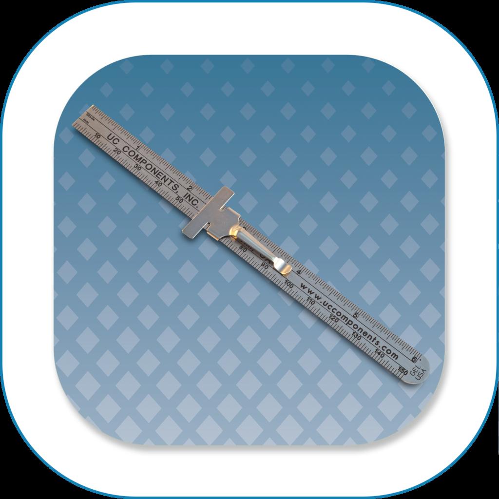 UC tools ruler
