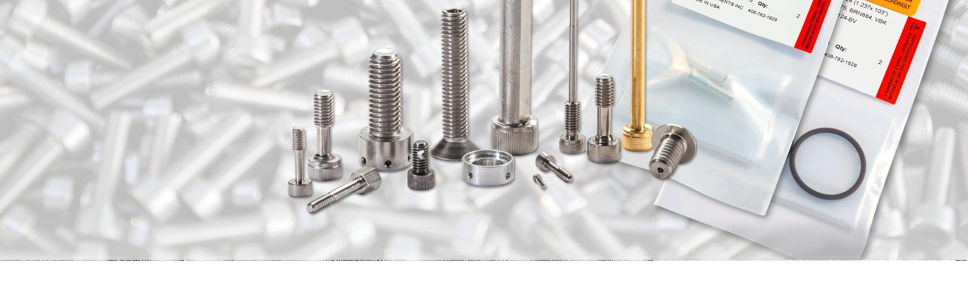 RediVac® special fastener services
