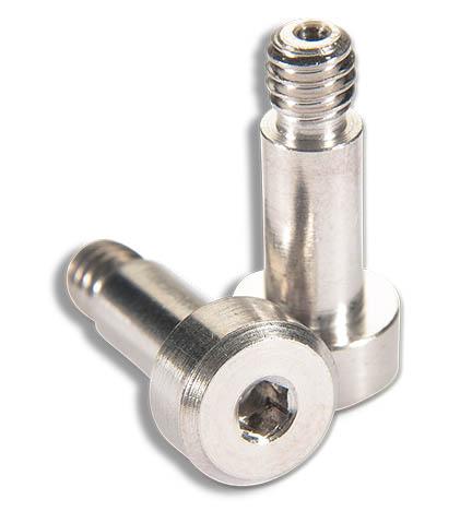 RediVac® center vented screws