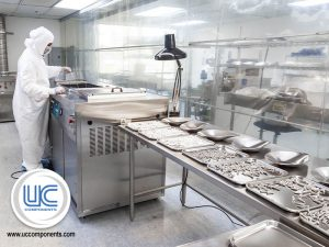 cleanroom fastener cleaning